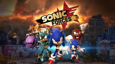 New Sonic Forces screenshots reveal customizable hero