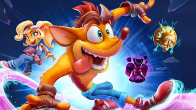 Crash 4 officially revealed - New mask power suits and playable characters