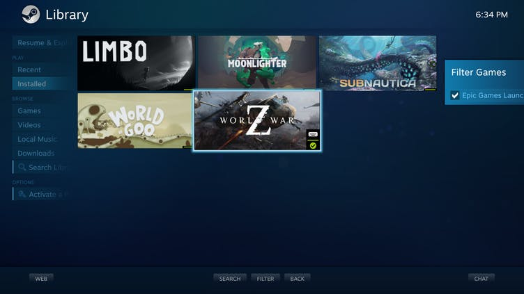 How to add Epic, Uplay and other non-Steam games to your Steam Library