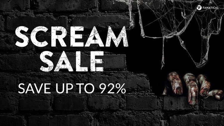 Scream Sale now live - Big savings on spooky Steam games and more