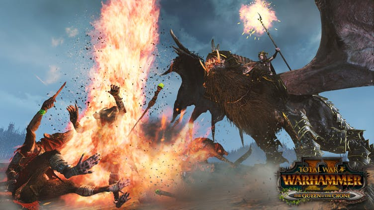 Total War: WARHAMMER II - The Queen & The Crone preview