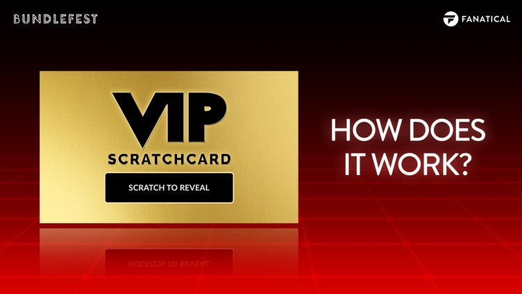 VIP Scratchcard - How it works and what you can find