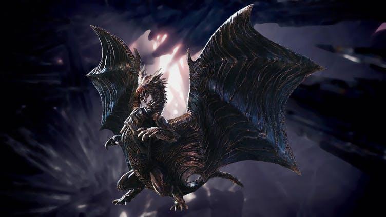 Second Generation monsters in Monster Hunter: World
