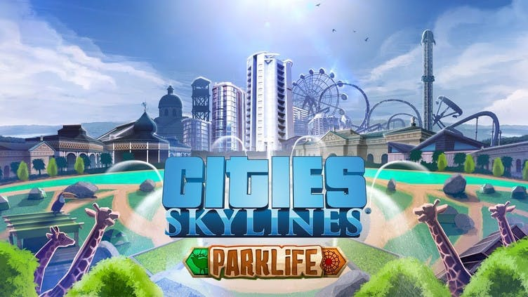 Create zoos with Cities: Skylines new DLC - Parklife