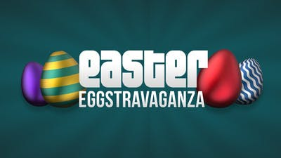 Get ready for Easter Eggstravaganza - Save up to 90% on Steam PC games