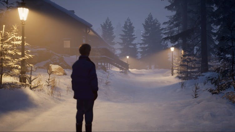 How Norway's wintry charm inspired Last Days of Snow - the narrative adventure game