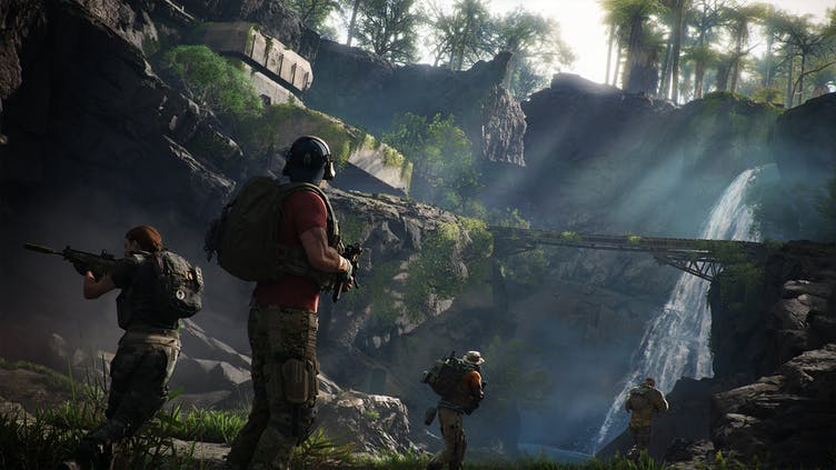 Teaser trailer ahead of Ghost Recon Breakpoint: The Terminator Live Event