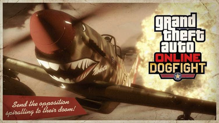 New planes and Dogfight Mode arrive in Grand Theft Auto V