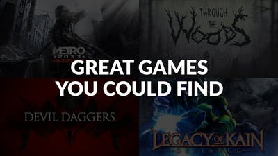 5 great spooky atmospheric Steam games you could find in the Monster Mystery Bundle