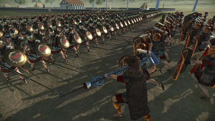 Total War achieves milestone record - Creative Assembly becomes biggest UK developer
