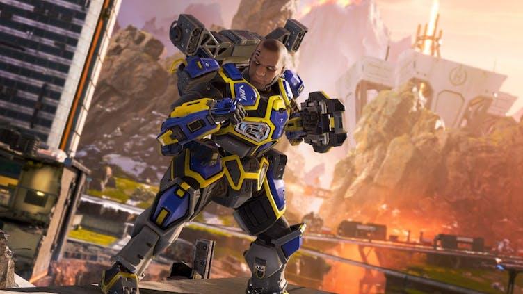 More Titanfall content arriving in Apex Legends Season 9