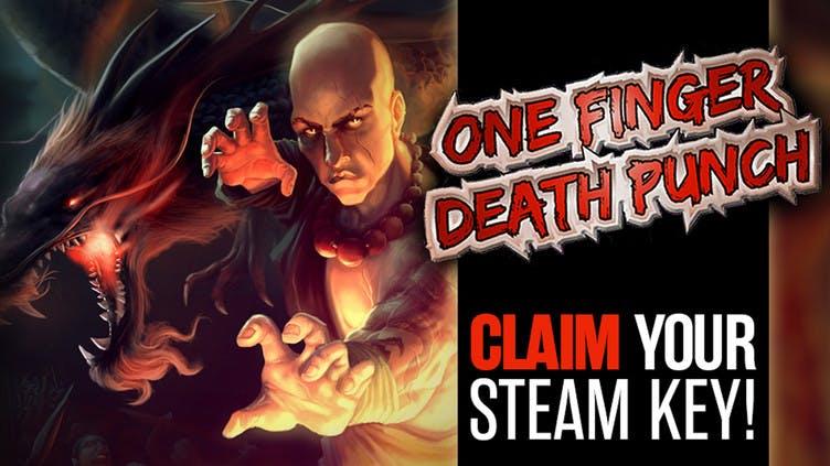 One Finger Death Punch Steam key giveaway - Win one of 10,000 keys