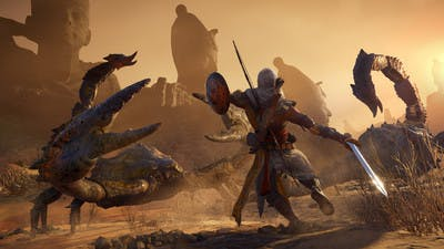 Assassin's Creed Origins 1.2.0 Patch Notes - What's new