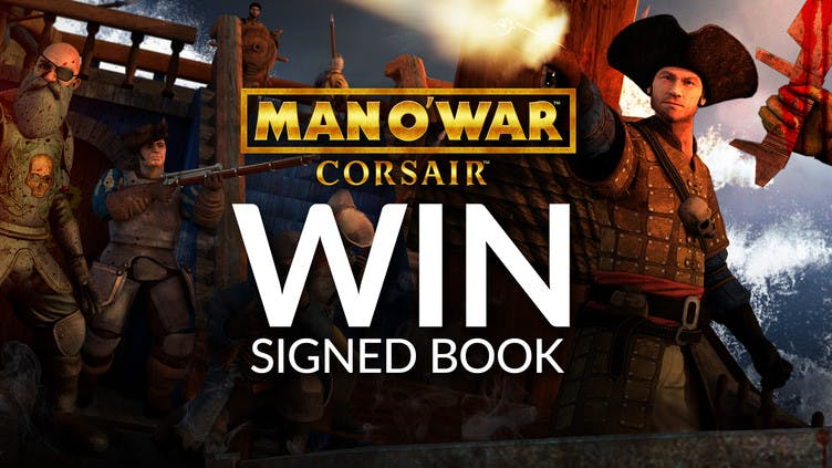Win one of four signed Warhammer: Fell Cargo books