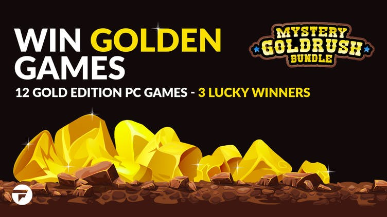 Chance to win 12 Golden PC Games with Fanatical