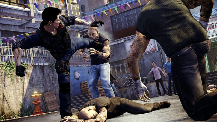 Sleeping Dogs: Definitive Edition - What's included