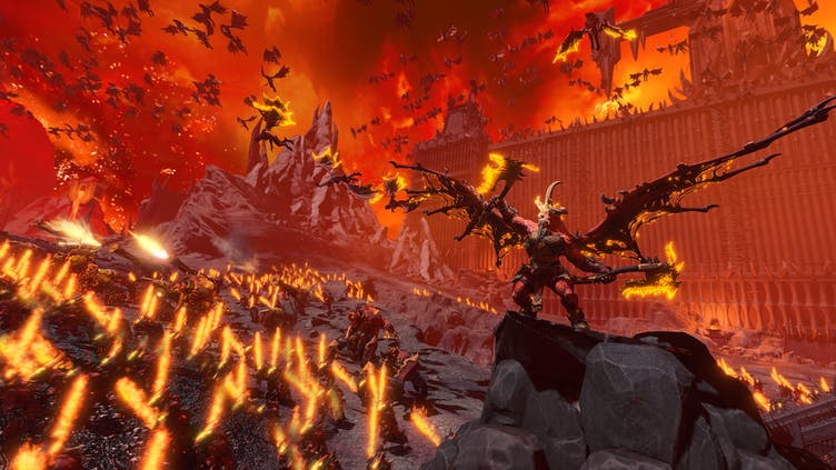 Daemons are coming! New Total War: WARHAMMER III Trailer & Warhammer II DLC