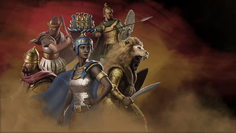 African and Arabic factions heading to Total War: ROME II