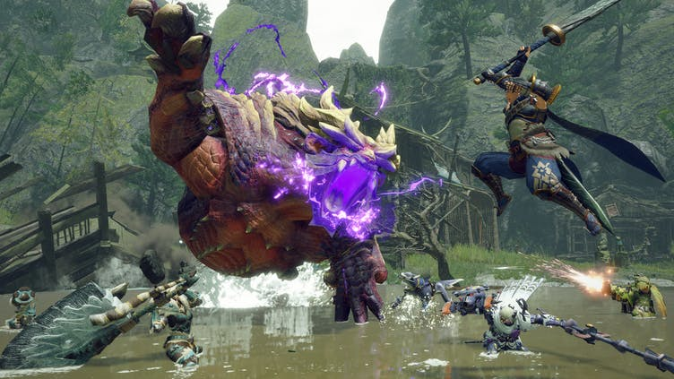 Capcom Online Program - Monster Hunter Spotlight highlights