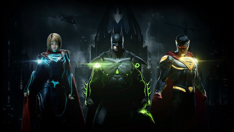 Injustice 2 is coming to PC - Starting with an open beta