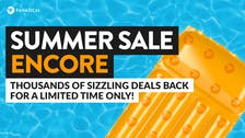 Summer Sale Encore - Last chance to save with red hot game deals