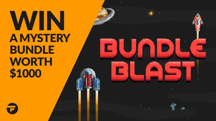 Win a mystery Steam bundle worth $1,000 with Fanatical