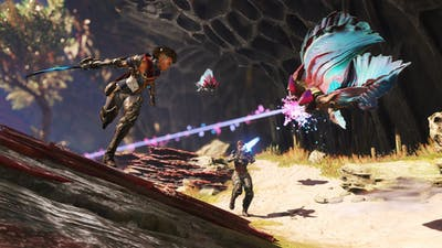 First look at Amazon Games new free-to-play shooter Crucible