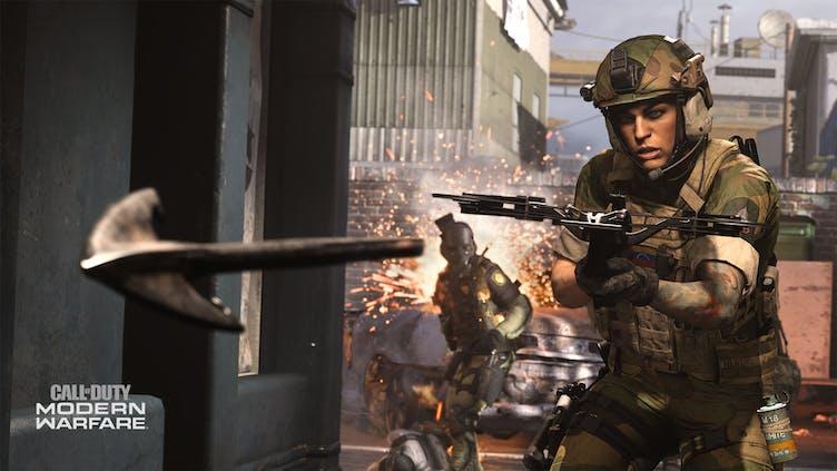 How to unlock one-hit kill Crossbow in Call of Duty: Modern Warfare update