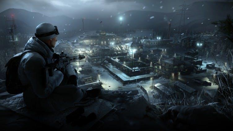 New Hitman 2 Sniper Assassin Map The Prison Announced Fanatical