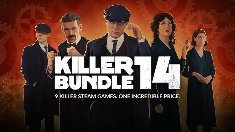 5 reasons why you need to buy Killer Bundle 14