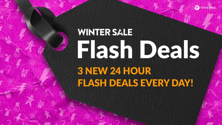 Winter Sale game Flash Deals - Spend your Christmas money on great PC titles
