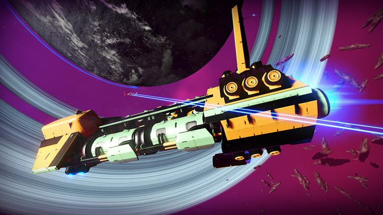 No Man's Sky Desolation update - What's included