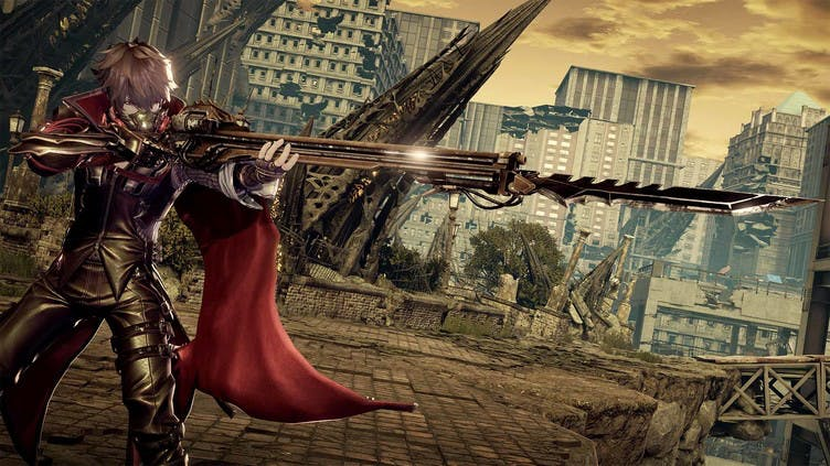 You can get a free copy of CODE VEIN - At the cost of your own blood