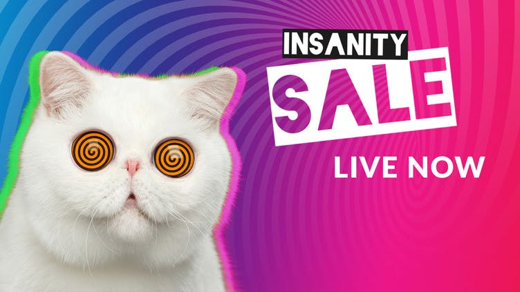 Insanity Sale now live - Check out these awesome PC game deals