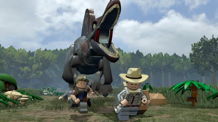 Games to get you in the Jurassic World: Fallen Kingdom mood