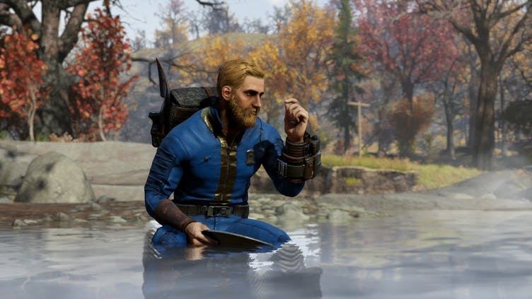 When will Fallout 76 and the Wastelanders update be launching on Steam