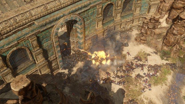 SpellForce III - The Elves of Finon Mir trailer reveal