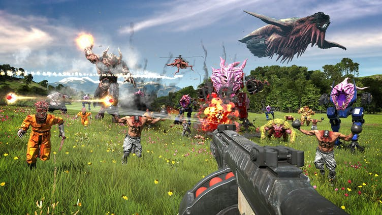 All you need to know about Serious Sam 4