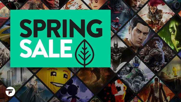 Save up to 90% on Steam games with the Fanatical Spring Sale
