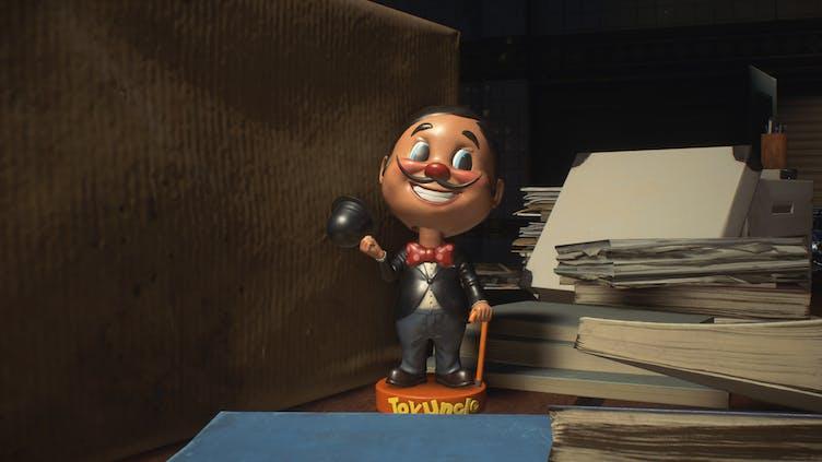 Where to find all Resident Evil 3 Remake Mr Charlie bobblehead dolls