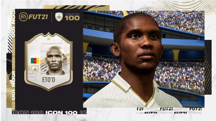 Ultimate Team has 100 FUT ICONS for the first time in FIFA 21