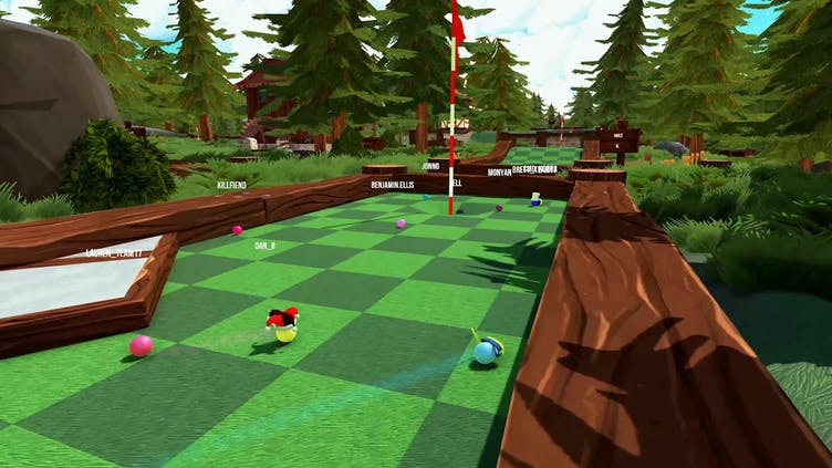 Top mini-golf Steam PC games worth playing