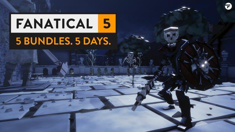 Fanatical 5 - A new bundle launching each day