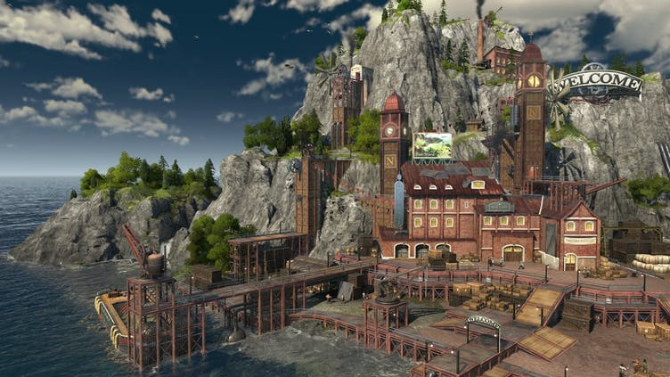 Can you play Anno 1800 on Mac?