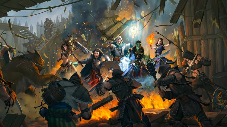 Pathfinder: Kingmaker Explorer Edition - What's included