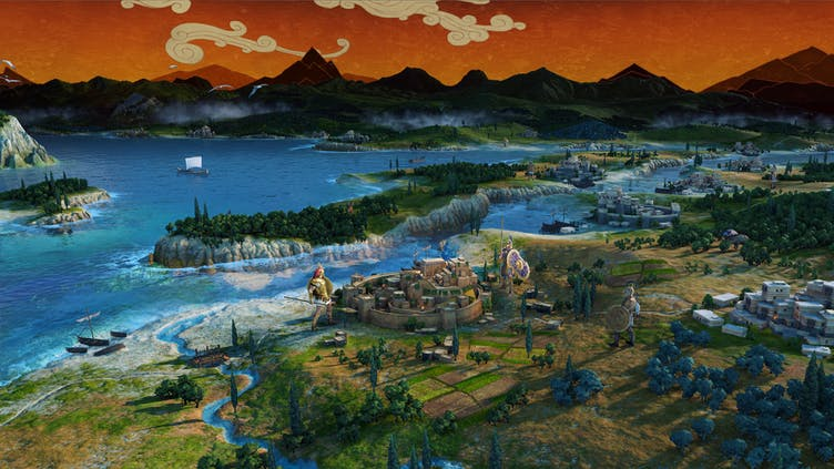 Total War Saga: Troy - A game of myths, monsters and strategy