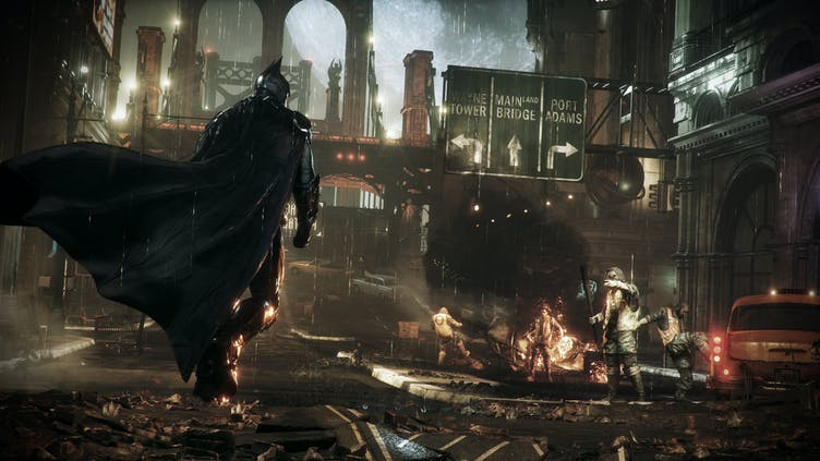 The best Warner Bros games for PC gamers