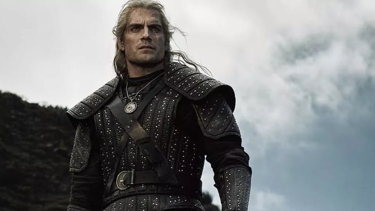 Fans call out error in Netflix's new Witcher image of Geralt and Roach