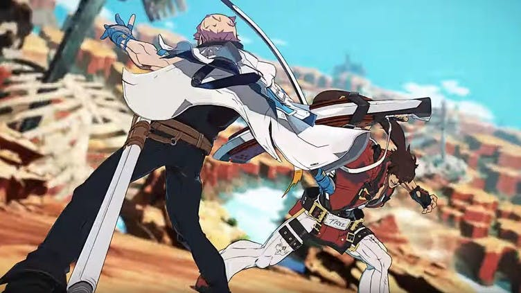 New Guilty Gear game trailer revealed at EVO 2019