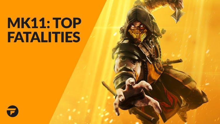 Mortal Kombat 11 - Top brutal fatalities